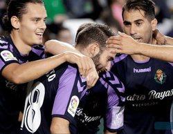 El partido R. Betis - R. Valladolid triunfa con un 2,2% en Bein Sports La Liga