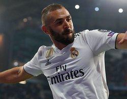 El Real Madrid-Viktoria Plzen de Champions (5,4%), lo más visto en pago