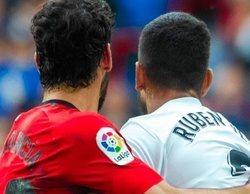 El partido entre Ath. Bilbao - Valencia se alza como lo más visto