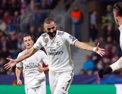 Movistar Liga de Campeones, lo más visto de la jornada con el partido de Champions League Viktoria Plzen-Real Madrid (4,7%)