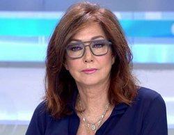 'El programa de Ana Rosa' (21,2%) lleva a Telecinco a dominar con soltura en la mañana