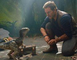 """""""Jurassic World: El reino caído"""" se convierte en lo más visto en Movistar Estrenos y 'Los Simpson' destacan en FOX"""