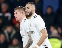 El Villarreal-Real Madrid (4,7%) triunfa en Movistar+ como lo más visto del día