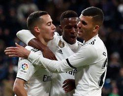 La victoria del Real Madrid frente al Leganés, lo más visto en el ámbito de pago