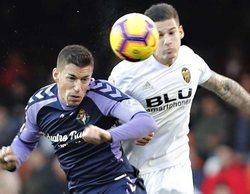 El partido de LaLiga Valencia-Real Valladolid conquista la jornada y se lleva el liderazgo para Bein Liga