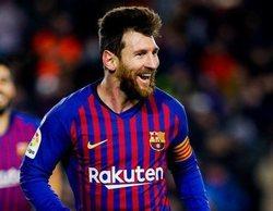 El FC Barcelona-Leganés lidera en Movistar Partidazo y el Girona-Real Betis destaca en beIN Liga