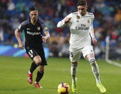 El Real Madrid-Sevilla (8,5%) destaca entre los partidos de beIN Sports La Liga