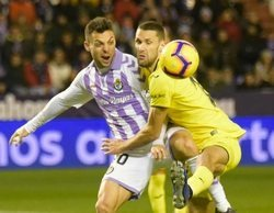 El Real Valladolid-Villarreal lidera en beIN Sports y 'Big Bang' sigue fuerte en TNT