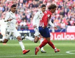 El derbi entre Atlético y Real Madrid arrasa en beIN Sports (12,4%) en la jornada del sábado