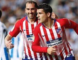 El partido Real Sociedad - At. Madrid es lo más visto del día con un 4,5% en Bein Sports La Liga