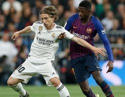 El partido de LaLiga Real Madrid-Barcelona destaca en una jornada dominada principalmente por el fútbol