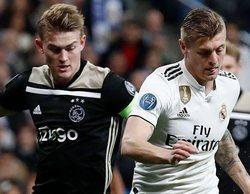 El Real Madrid-Ajax copa la atención de 1,8 millones de espectadores