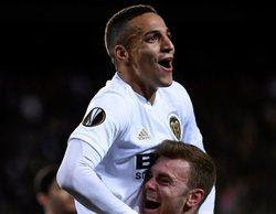 La Europa League también triunfa en Movistar+ con el Valencia-Krasnodar