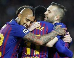 El Barcelona-Olympique de Lyon de la Champions League reúne a más de 1,4 millones de espectadores