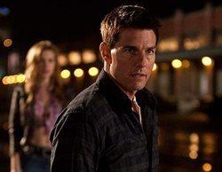 """AXN firma el mejor dato del día con el """"Jack Reacher"""" de Tom Cruise"""