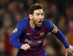Más de un millón de espectadores siguen el Barcelona-Manchester United a través de Canal+ Liga de Campeones