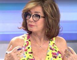 Telecinco despunta en la mañana gracias a 'El programa de Ana Rosa', que firma un 19,3%