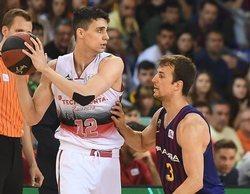 El Zaragoza-Barcelona lidera en #Vamos y 'Late motiv', lo más visto de #0
