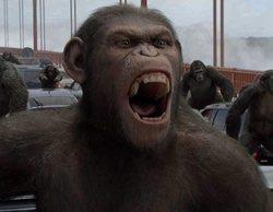 """""""El origen del planeta de los simios"""" consigue el mejor dato en FOX en un día de baja competencia"""