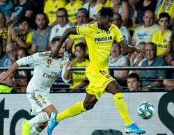 Villarreal y Real Madrid empatan ante más de un millón de espectadores en Movistar LaLiga