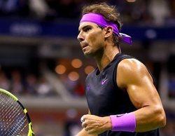 La victoria de Nadal frente a Berrettini en el US Open lidera en Eurosport