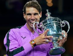 La victoria de Nadal en el US Open arrasa en Eurosport