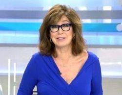 Ana Rosa vuelve a coronarse en la franja de mañana (19,6%) y Carlota Corredera en la tarde (20%)