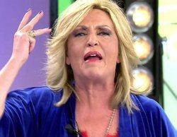 Telecinco sobresale en la tarde gracias al liderazgo de 'Sálvame' en sus tres versiones