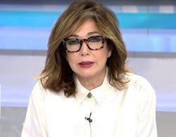 El 19,9% de 'El programa de Ana Rosa' consigue que Telecinco lidere la mañana