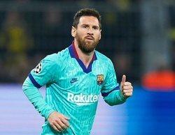 El Borussia Dortmund - Barcelona (6,3%) roza el millón de espectadores en Movistar Liga de Campeones