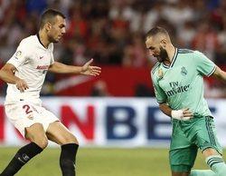 El Sevilla-Real Madrid lidera en Movistar LaLiga y la Supercopa ACB de baloncesto lo hace en #Vamos