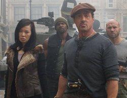 """FOX hace triplete gracias a """"Los mercenarios 2"""", 'Los Simpson' y """"Los mercenarios 3"""""""