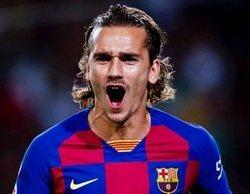 Movistar vuelve a arrasar con el fútbol y lidera gracias al encuentro Barcelona-Villarreal