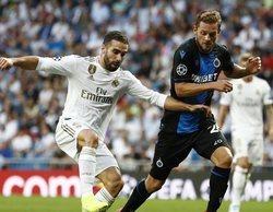 El empate entre Real Madrid y Brujas acapara la atención en Movistar Liga de Campeones