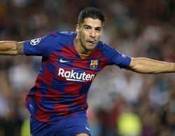 Movistar Liga de Campeones arrasa con el Barça-Inter y el Valencia-Ajax