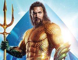 """El estreno en televisión de """"Aquaman"""" consigue desplazar al fútbol a un segundo lugar"""