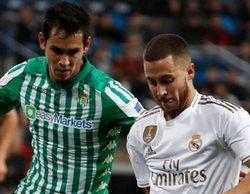 El empate sin goles entre el Real Madrid y el Betis arrasa en Movistar+