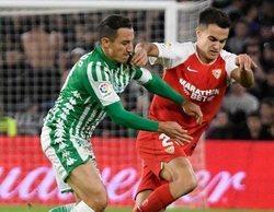 El derbi Betis-Sevilla se lleva el liderazgo del día para Movistar en una jornada marcada por el fútbol
