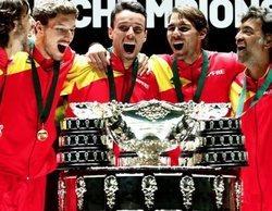 La victoria de España frente a Canadá en la Copa Davis se lleva también el triunfo para #Vamos