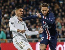 El Real Madrid-PSG y el Juventus-Atlético destacan en Movistar Liga de Campeones
