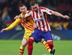 El partido de LaLiga Atlético de Madrid-Barcelona se lleva el liderazgo del día para Movistar