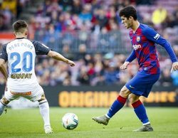 El fútbol vuelve a arrasar un fin de semana más y Movistar se corona como líder gracias al Barcelona-Alavés