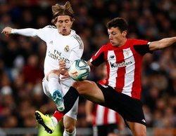 El Real Madrid - Ath. Bilbao se dispara con más de un millón de espectadores