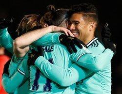 Cuatro remonta en el prime time y el late night tras la victoria del Real Madrid ante el Unionistas