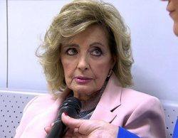Telecinco triunfa en la tarde gracias a 'Sálvame Naranja' (19,8%) y la visita sorpresa de Teresa Campos