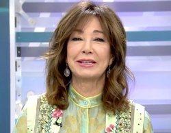 'El programa de Ana Rosa' arrasa en la mañana de Telecinco con un 20,5% de share