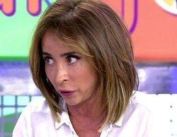 Telecinco despunta en la tarde con el liderazgo de 'Sálvame naranja' sobre la franja