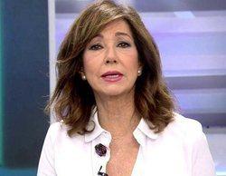 Los buenos datos de 'El programa de Ana Rosa' (20,7%) se llevan la mañana para Telecinco