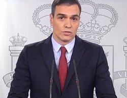 laSexta domina la mañana y el prime time con el discurso de Pedro Sánchez
