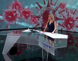 Antena 3 lidera la sobremesa en un ajustado duelo con Telecinco